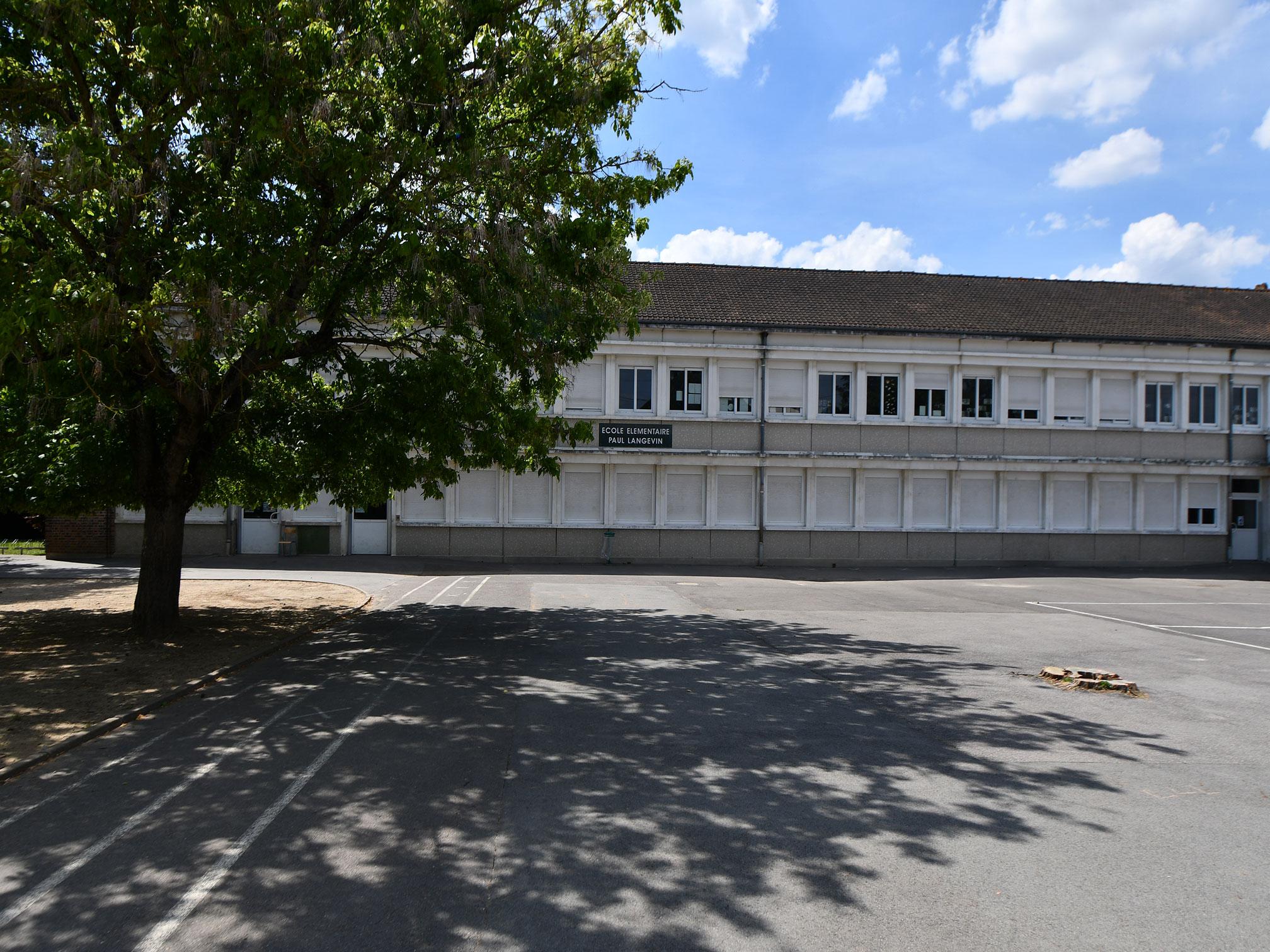 École élémentaire Paul Langevin